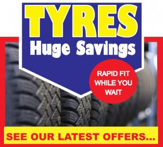 tyres offers