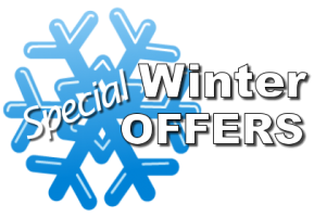 winter offers graphic