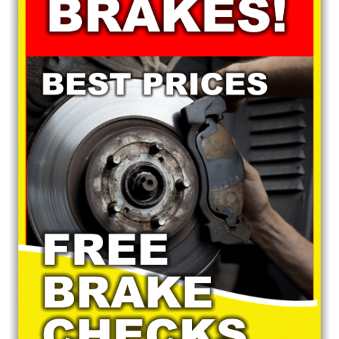 Winter Brake Offer